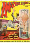 AMAZING STORIES (November 1927) - Pulp Magazine