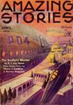 AMAZING STORIES Vol. 10 No.1 - Pulp Magazine