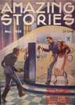 AMAZING STORIES Vol. 10 No. 2 - Pulp Magazine