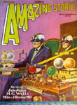 AMAZING STORIES Vol. 2 No. 9 - Pulp Magazine