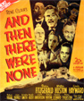 AND THEN THERE WERE NONE (1945) - Blu-Ray