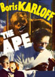 APE, THE (1940/Boris Karloff/Kino) - DVD