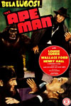 APE MAN, THE (1943) - 11X17 Poster Reproduction