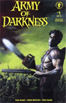 ARMY OF DARKNESS (1992 First Series/Green Cover) #1 - Comic