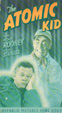 ATOMIC KID, THE (1954) - Used VHS