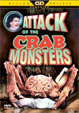 ATTACK OF THE CRAB MONSTERS (1957) - DVD