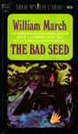 BAD SEED, THE (1967 First Dell PB edition) - Paperback