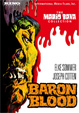 BARON BLOOD (1972/Kino) - DVD