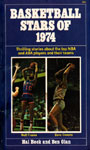 BASKETBALL STARS OF 1974 - Paperback Book