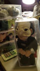 UNIVERSAL MONSTERS PHANTOM - Plush Beanie in Coffin