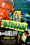 BEDLAM (1946) - 11X17 Poster Reproduction