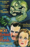 BEHIND THE MASK (1932) - 11X17 Poster Reproduction