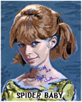 BEVERLY WASHBURN (Portrait) - 8X10 Autograped Photo
