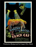BLACK CAT, THE (1934) - Softcover Production Book