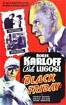 BLACK FRIDAY (1940/Red Version) - 11X1 Poster Reproduction