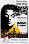 BLACK SUNDAY (1960/American) - 11X17 Poster Reproduction