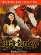 BLACK SUNDAY (1960/Widescreen Euro Version) - Used DVD