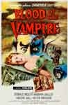 BLOOD OF THE VAMPIRE (1958) - 11X17 Poster Reproduction