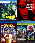 BLU-RAY MOVIE MARATHON (5 Movies) - Blu-Ray Bundle Pack