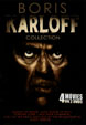 BORIS KARLOFF COLLECTION (The Final Four) - Two DVD Set