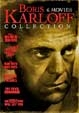 BORIS KARLOFF COLLECTION (6 Columbia Classics) - DVD Set
