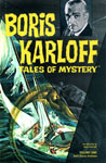 BORIS KARLOFF: TALES OF MYSTERY Vol. 1 - Hardback Book