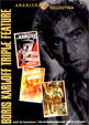 BORIS KARLOFF TRIPLE FEATURE (1937-1940) - DVD