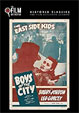 BOYS OF THE CITY (1940/Restored Classics) - DVD