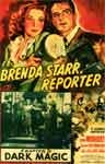 BRENDA STARR, REPORTER - 11X17 Poster Reproduction