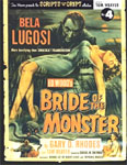 BRIDE OF THE MONSTER (Scripts from the Crypt) - Softcover Book