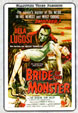 BRIDE OF THE MONSTER (1955) - DVD