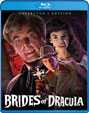 BRIDES OF DRACULA (1961) - Blu-Ray