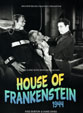 CLASSIC MONSTERS SPECIAL: HOUSE OF FRANKENSTEIN - Magazine