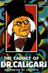 CABINET OF DR. CALIGARI (1919/Doctor) - 11X17 Poster Repro