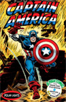 CAPTAIN AMERICA (Polar Lights) - Model Kit