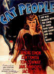 CAT PEOPLE (1942) - 11X17 Poster Reproduction