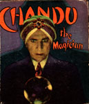 CHANDU THE MAGICIAN (Rare Vintage) - Big Little Book