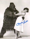 CHARLOTTE AUSTIN (GORILLA AT LARGE) - Autographed Glossy Photo