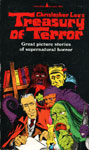CHRISTOPHER LEE'S TREASURY OF TERROR - Paperback Book