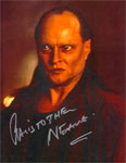 CHRISTOPHER NEAME (HELLBOUND Film 1994) - Autographed Photo