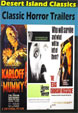 CLASSIC HORROR TRAILERS (1930-1970) - DVD