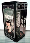 CLASSIC MONSTERS COLLECTION - (Drac/Frank/Wolf) - 3 Tape Box Set