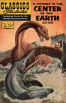CLASSICS ILLUSTRATED: JOURNEY TO THE CENTER EARTH  - Comic Book