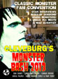 CLEVEBURG'S MONSTER BASH 2013 - DVD