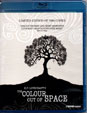 COLOUR OUT OF SPACE (2015 with a BW retro feel) - Blu-Ray