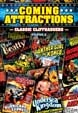 COMING ATTRACTIONS: CLASSIC CLIFFHANGERS Vol. 2 - DVD