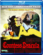 COUNTESS DRACULA (1971) - Blu-Ray &  DVD Combo