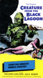 CREATURE FROM THE BLACK LAGOON (1954/HMG) - Used VHS