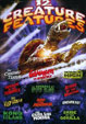 CREATURE FEATURES (12 Movies) - DVD Set