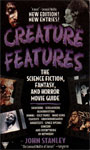 CREATURE FEATURES (1997) - Used Paperback